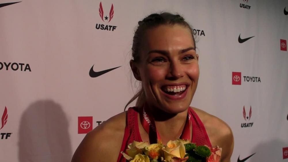 Toyota USATF Indoor Championships - Videos - Colleen ...